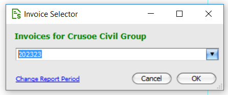 invoiceselector